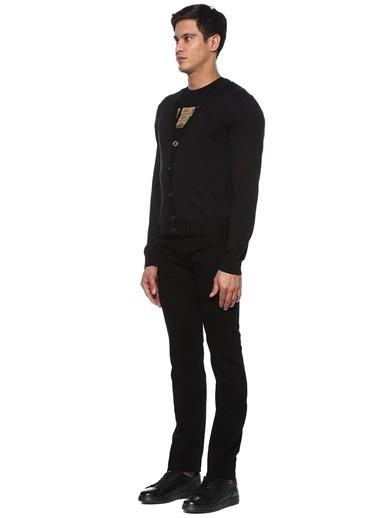 Versace Triko Siyah
